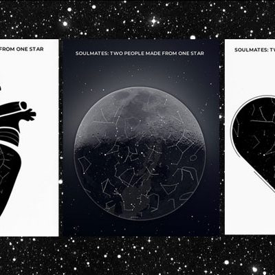 Under Lucky Stars : Personalized Star Maps