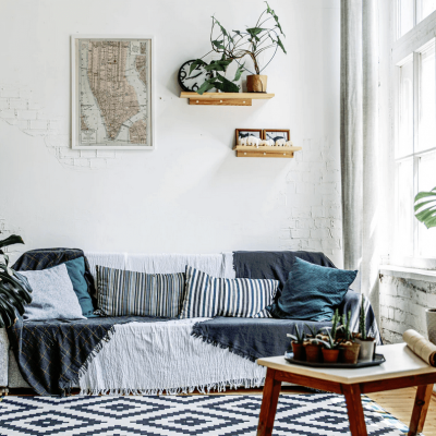 5 Ways to Decorate a Small Living room