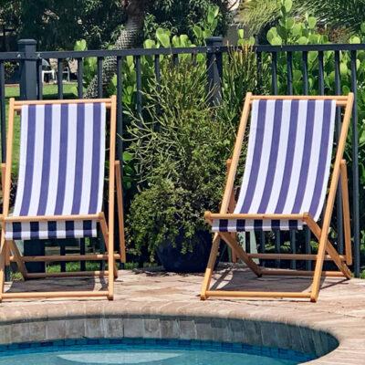 Custom-made Cabana Chairs : The Inside