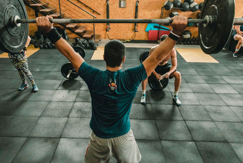 how to host a crossfit party