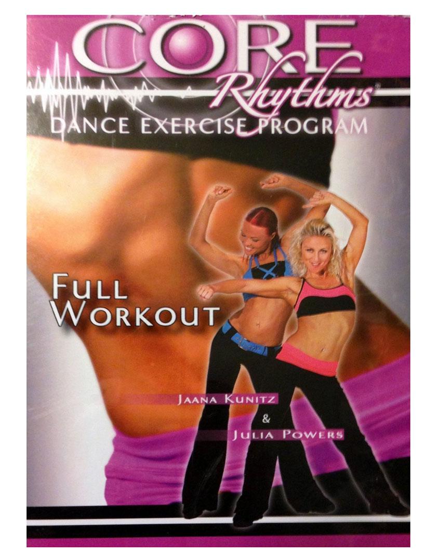 Core Rhythms Full Workout DVD Review