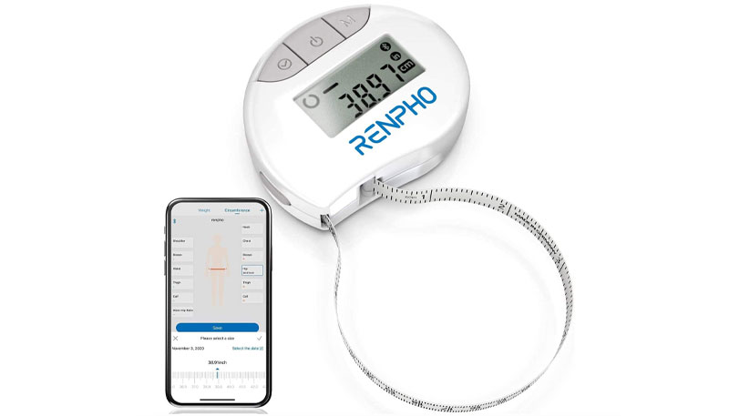 RENPHO Smart Tape Measure Review