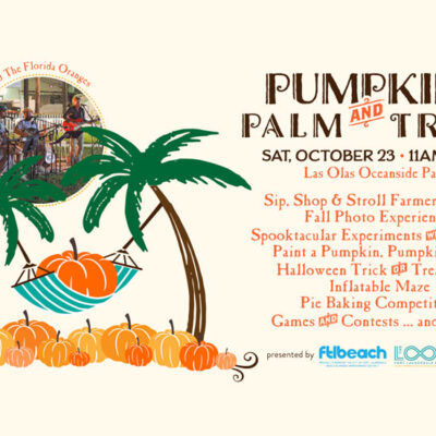 Pumpkins and Palm Trees : The Loop