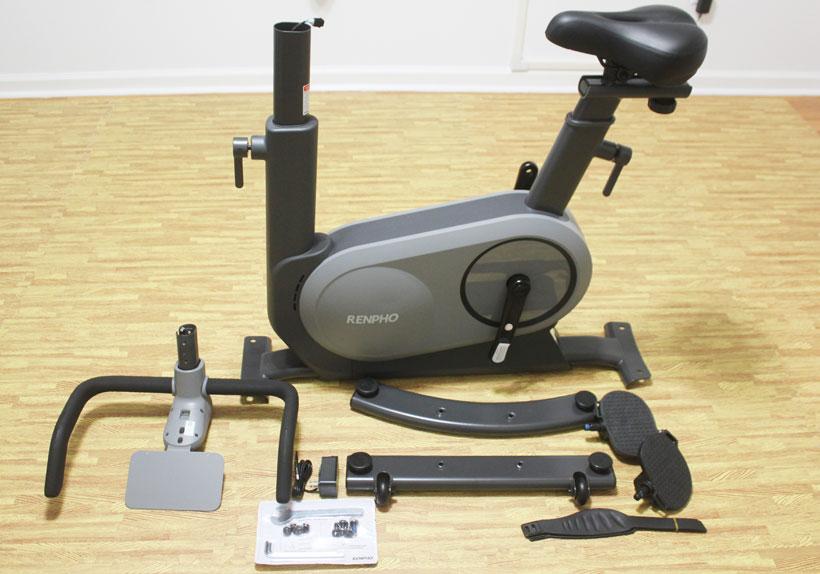 Renpho AI Smart Bike
