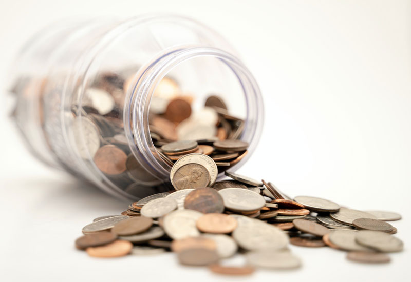 Small Changes to Save Money