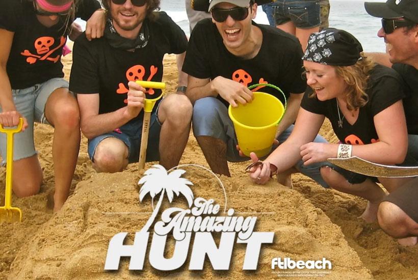 The Amazing Hunt